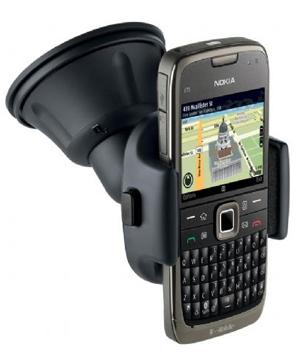 Nokia E73 vem com A-GPS (Foto: Divulgação)