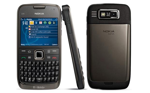 Nokia E73 (Foto: Divulgação)
