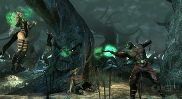 Noob Saibot - Mortal Kombat (Foto: Divulgação)