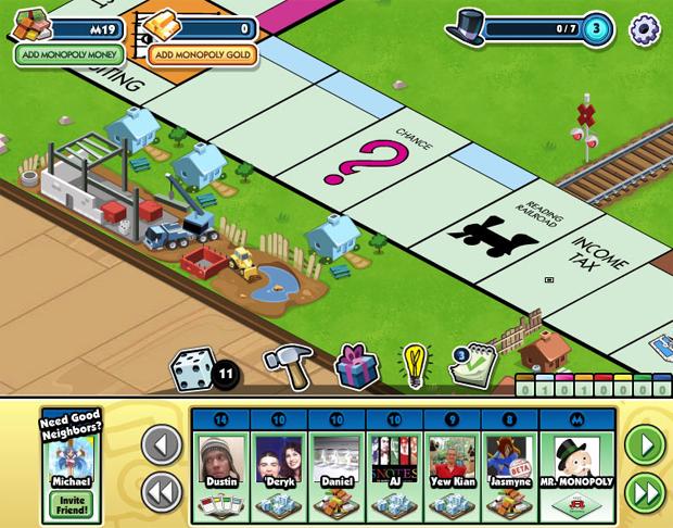 Monopoly Millionaires (Foto: Divulgação)