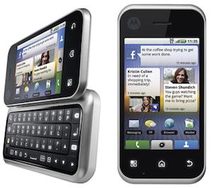 Motorola Blackflip (Foto: Reprodução)