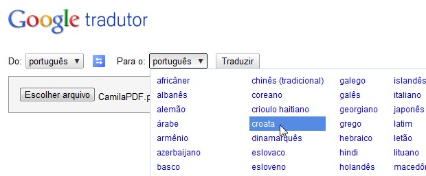 Como Traduzir Pdf Usando O Google Tradutor Dicas E Tutoriais