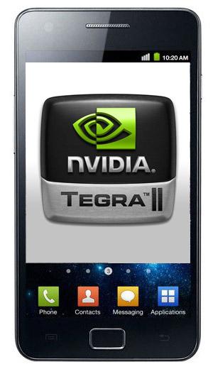Samsung Galaxy S II pode ganhar versão com Tegra 2 ...