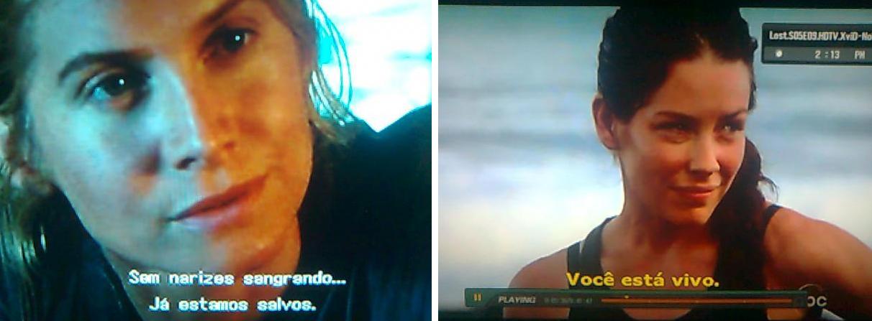 Antes e depois (Foto: Reprodução)