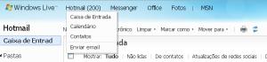 Hotmail (Foto: Reprodução/TechTudo)