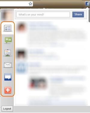 Atualizações discretas no Chrome (Foto: Reprodução/Camila Porto)