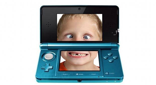 Nintendo 3DS pode acarretar em danos visuais (Foto: Divulgação)