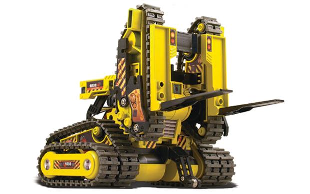 All Terian Robot (Foto: Reprodução)
