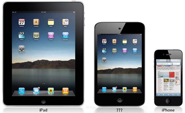 Um iPad de 6 polegadas (Foto: Reprodução: 9 to 5 Mac)