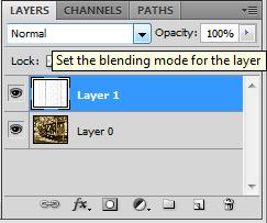 Selecionando o Blending mode (Foto: Reprodução/TechTudo)