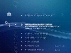 Esta opção mostrará os dispositivos Bluetooth já registrados (Foto: Reprodução/Felipe Vinha)