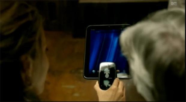 Dr. Dre divulga HP TouchPad e HP Pre 3 (Foto: Reprodução)