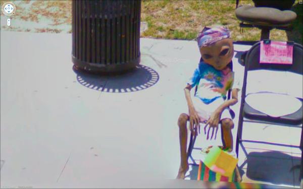 Google Street View (Foto: Reprodução)