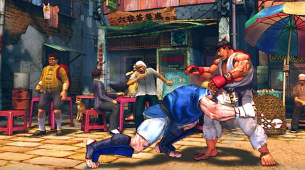 Street Fighter IV (Foto: Divulgação)
