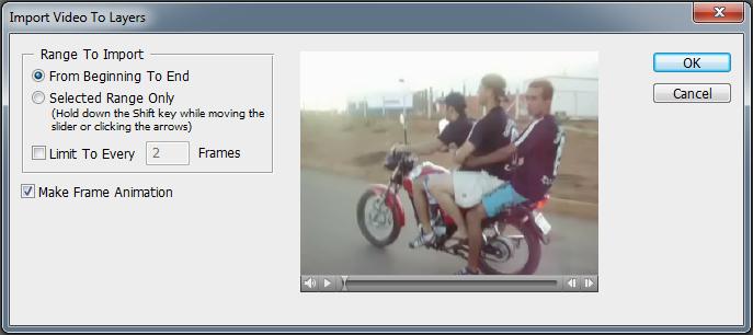 Criando um GIF animado (Foto: Reprodução/TechTudo)