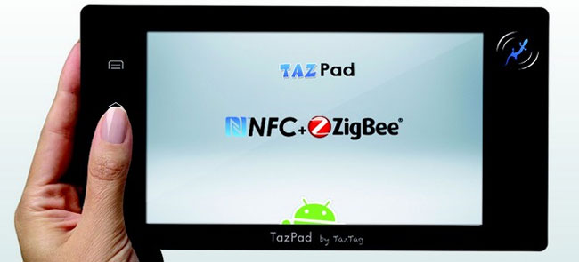 TazPad. (Foto: Divulgação)