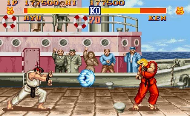 Street Fighter II (Foto: Divulgação)