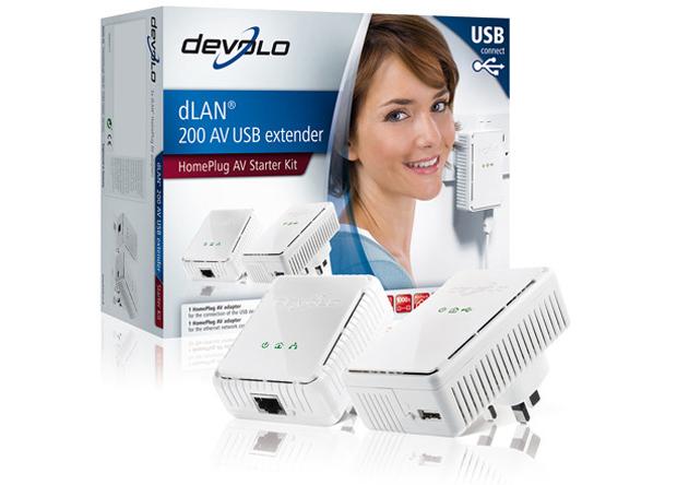 dLAN 200 AV USB Extender (Foto: Reprodução)