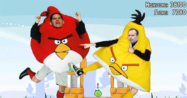 Angry Executives  (Foto: Reprodução:Rafael Monteiro)