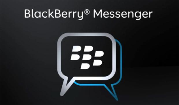 BlackBerry Messenger (Foto: Reprodução)
