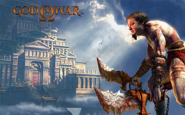 David Jaffe, criador de God of War  (Foto: Reprodução: Rafael Monteiro)