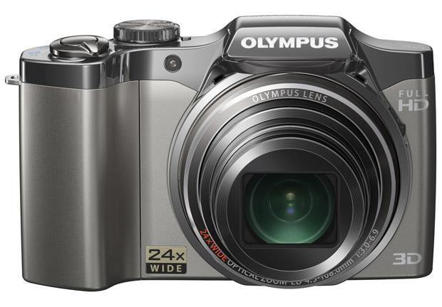 Olympus SZ-30MR (Foto: Reprodução)