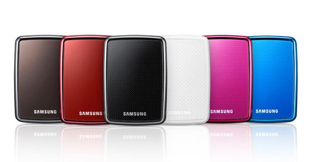 HD Externo Samsung S2 1 TB Ultra Portable (Foto: Divulgação)