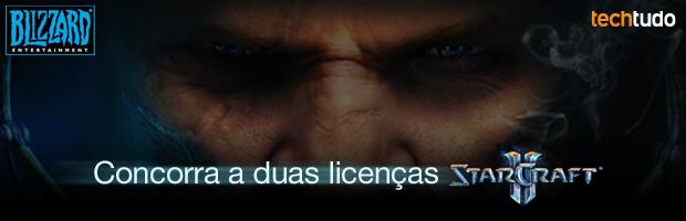 Promoção Starcraft 2 (Foto: Divulgação)