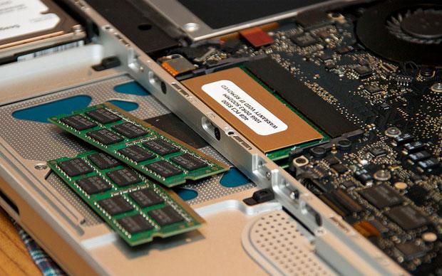 Em alguns minutos, faça um upgrade em seu MacBook Pro (Foto: Reprodução/Flicker/Yvifield)