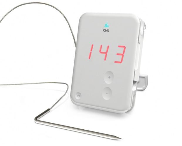 iGrill, o termômetro para churrasco (Foto: Divulgação)