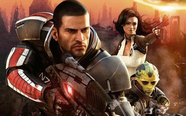 Mass Effect 2 (Foto: Divulgação)