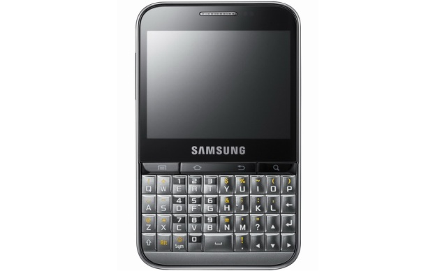 Samsung Galaxy Pro (Foto: Reprodução)