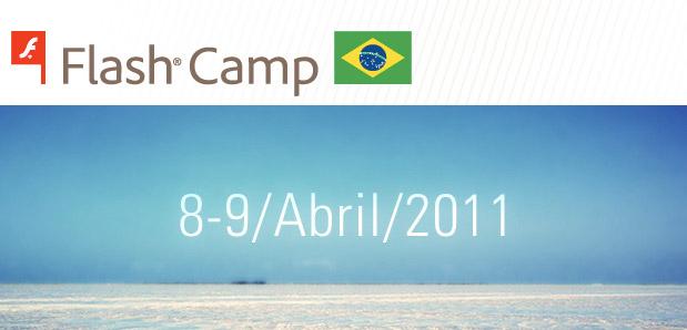 Flash Camp Brasil 2011 (Foto: Reprodução)