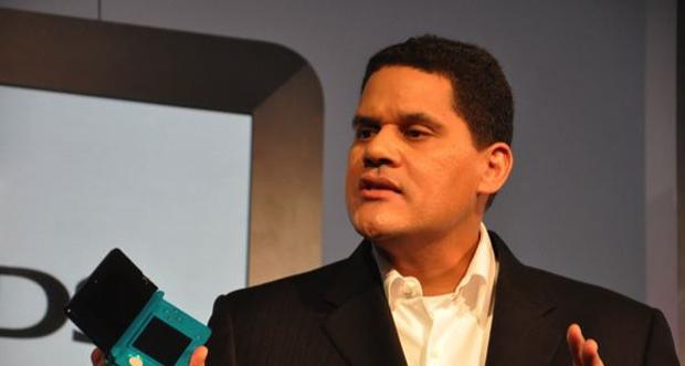 Reginald Fils-Aime, Presidente da Nintendo of America  (Foto: Divulgação)