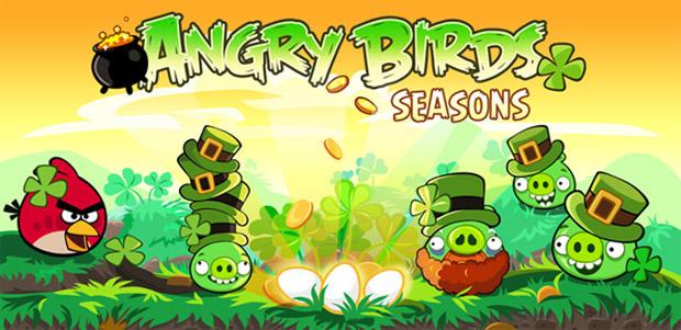 Angry Birds Seasons (Foto: Reprodução)
