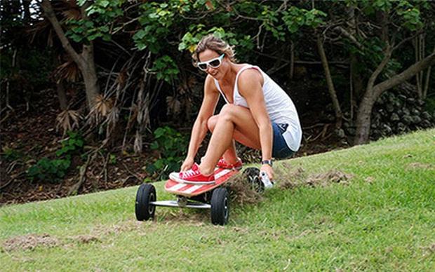 Eletric Skateboard (Foto: Divulgação)