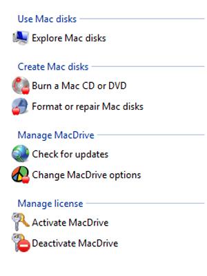 MacDrive permite ser utilizado como demo por 5 dias (Foto: Reprodução)