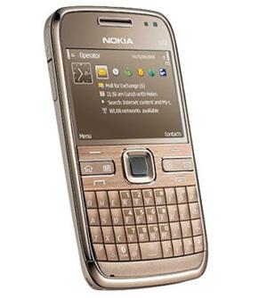 Nokia E72 (Foto: Divulgação)