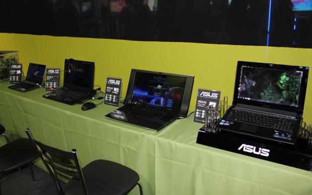 Stand da Nvidia (Foto: Diego Borges / TechTudo)