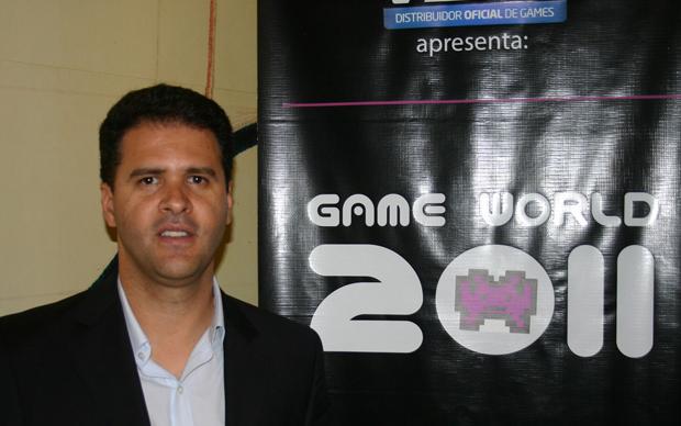 Claudio Macedo, CEO da NC Games (Foto: Divulgação)