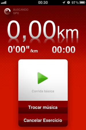 Nike+ (Foto: Reprodução/Luanda Pereira)