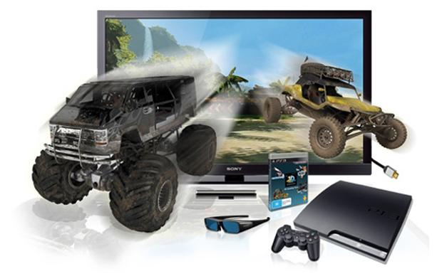 Sony aposta pesado na tecnologia 3D (Foto: Divulgação)