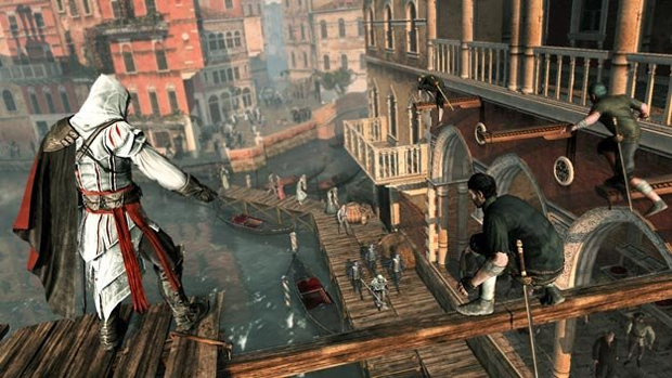 Assassin's Creed Brotherhood  (Foto: Divulgação)
