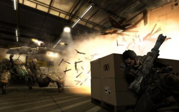 Deus Ex 3: Human Revolution (Foto: Divulgação)