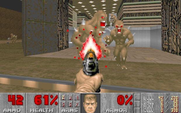 Doom (Foto: Divulgação)