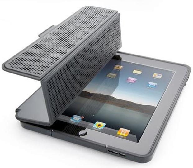 Capa magnética para iPad 2 (Foto: Divulgação)