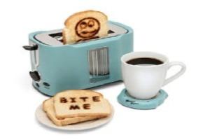 Pop Art Toaster (Foto: Divulgação)