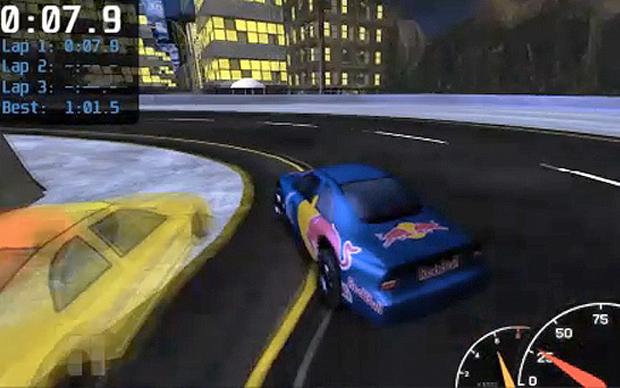 Red Bull Augmented Racing  (Foto: Divulgação)