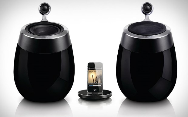 Philips Fidelio Soundsphere Speakers (Foto: Divulgação)