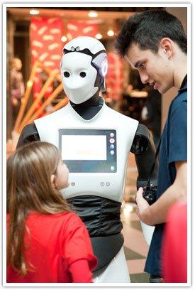 Robô Reem-H2. (Foto: Divulgação)
